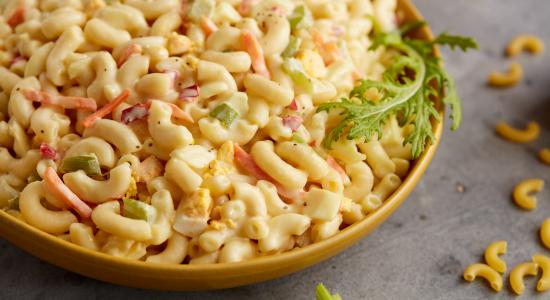 Amish Recipes Macaroni Salad