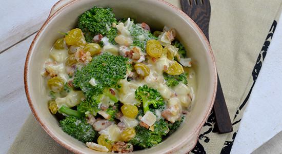 Broccoli Toss Base with Bacon