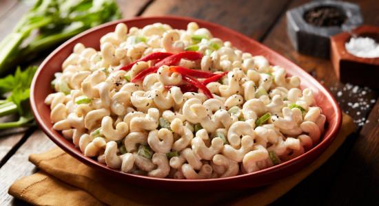 Cavatappi Macaroni Salad