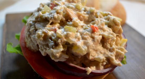 Deli Style Tuna Salad