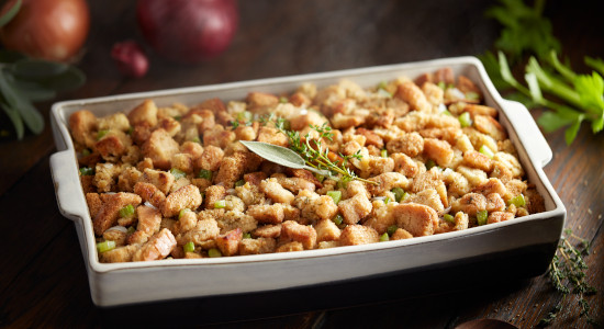 Homestyle Celery Stuffing